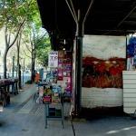 Feria de libros usados y nuevos de Plaza Italia, Palermo, Buenos Aires