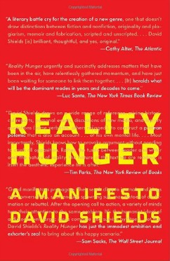 reality_hunger