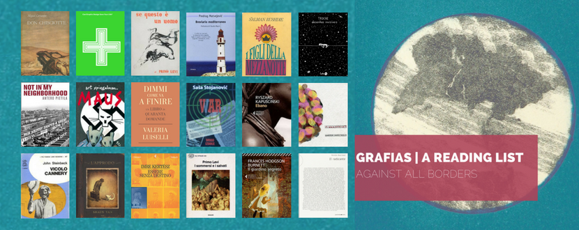 Grafias | A Reading List Against All Borders