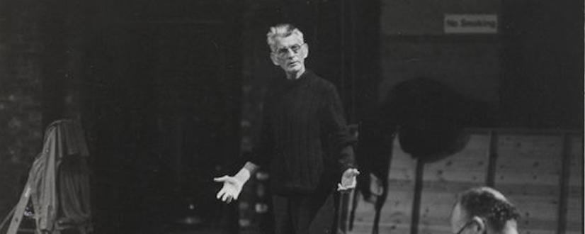 Como é traduzir Samuel Beckett